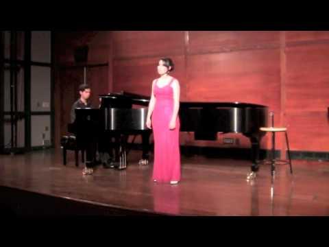 Vittoria mio core (Carissimi) - Mariana Weisler