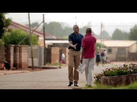 Elections 2014: Mmusi Maimane TV Ad
