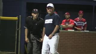 Download The umpire goes off!! Mp3 and Videos