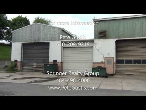 industrial property for sale 223 farview dr hamburg pa from Pete Gustis