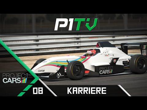 Project CARS Karriere #08   Willkommen in Dubai [TX] [PC] [60 FPS]