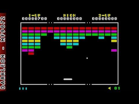 Sinclair Spectrum - Crack Up