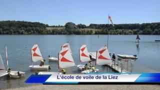 Balade au lac de la Liez