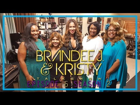 Brandee J and Kristy Talk Show- Can women work together? Is it hard for women to work together?