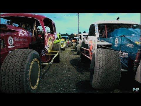 949 Productions: #2 Earl Maxham Coupe Feature Bear Ridge Speed...