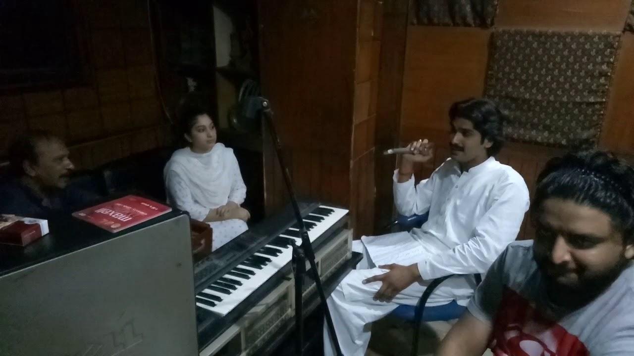 Download Gulaab - Wajid Ali Baghdadi - Making Super hit song -Yaari