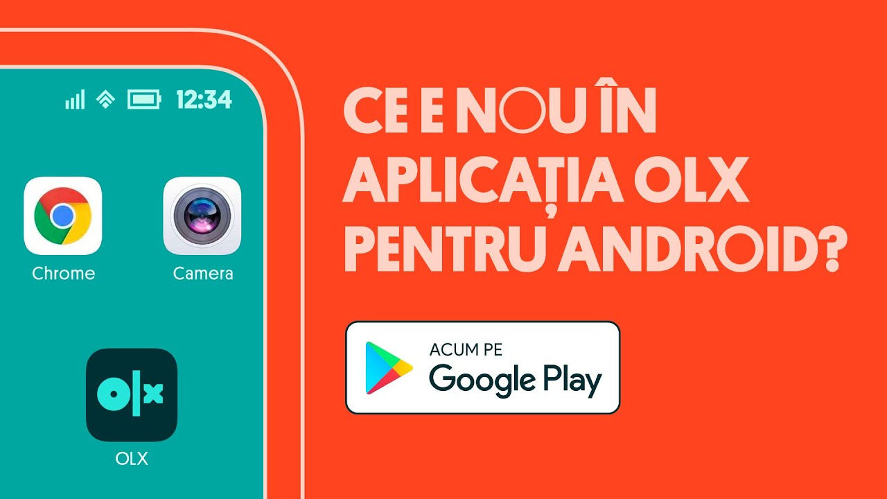 Aplicatia OLX pentru Android - ce e nou?