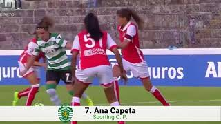 Ana Capeta#Sporting Clube Portugal#Best Moments