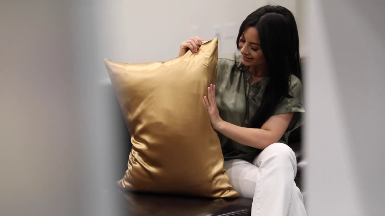 blissy the best silk pillowcase ever created the highest quality 100 pure mulberry 22 momme silk