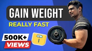 How to gain weight FAST, EASY & HEALTHY for GUYS & GIRLS | BeerBiceps
