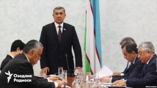 Uzbek Ўзбекистон президенти касал бўлса ваколат кимга ўтади?