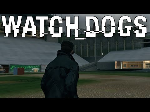 Watch Dogs - Inside May Stadium! [Tutorial]