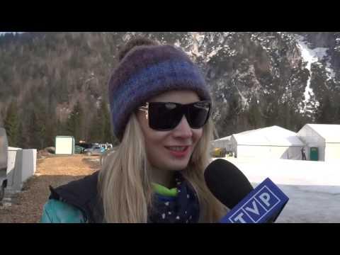 Ewa BIlan-Stoch w rozmowie [ Skijumping.pl ]