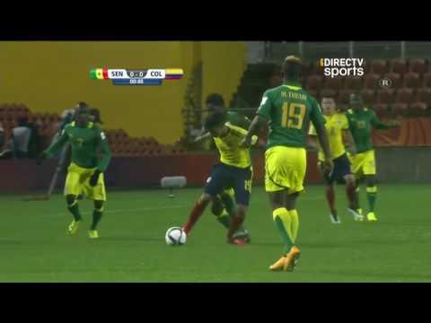 World Cup  Colombia U20 x Senegal U20