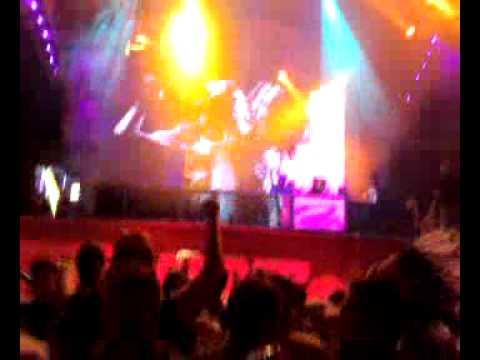 Steve Lawler b2b Lee Burridge at EXIT FESTIVAL 2009 dropping Kolombo - Je Taime (Carlo Lio Remix)