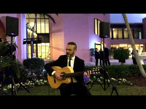 Solo Guitar - Wedding Ceremony at Boca Resort