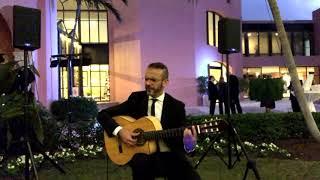 Solo Guitar - Wedding Ceremony at Boca Resort