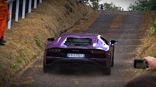 Supercars Launching up in a hill!!!