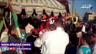 بالفيديو.. شباب الغربية يحتفلون بالعيد على الأغاني والـ«دي جي»