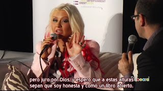 Baixar Christina Aguilera ¡VIDEO #200! Conferencia Billboard Film & TV Music 2012 (Subtítulos español)