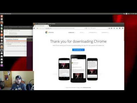Ubuntu 17.04 Google Chrome Won't Install - Fix 2017