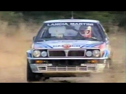 Lombard RAC rally special 1990