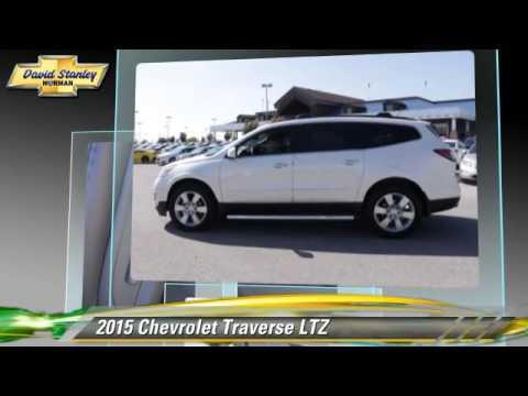 David Stanley Chevrolet Of Norman >> New 2015 Chevrolet Traverse LTZ - Norman - YouTube