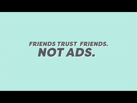 Friends Trust Friends - Not Ads – Eau Palm Beach