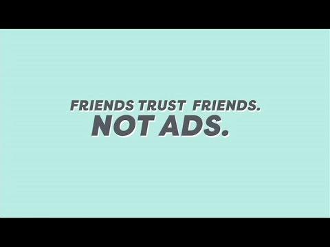 Friends Trust Friends - Not Ads – Eau Palm Beach