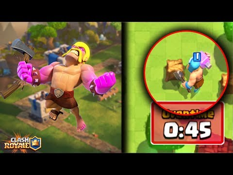 The Origin Of The Lumberjack And The Log! Clash Royale Conspiracy Theory [ReTrex]