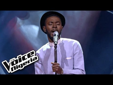 Obed Ogbonna sings 'One And Only' / Blind Auditions / The Voice Nigeria 2016