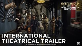 Night At The Museum: Secret Of The Tomb [Official Theatrical Trailer in HD (1080p)]