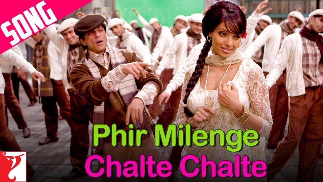 phir milenge chalte chalte remix song download