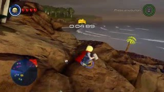 LEGO Marvel's Avengers - Malibu Free Roam 100% Guide (All Collectibles)