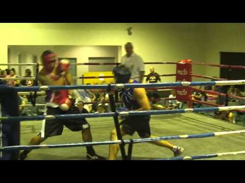 What amateur boxing weights have faced