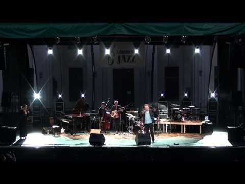 Johnny Rodgers Band at the Grodno International Jazz Festival