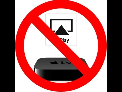 How to Airplay any iOS device or Mac with out an Apple TV