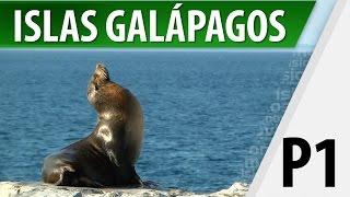 Islas Galápagos / Lugares Turísticos / Parte 1