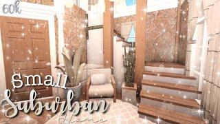 Bloxburg | Small Suburban Family Home ✰