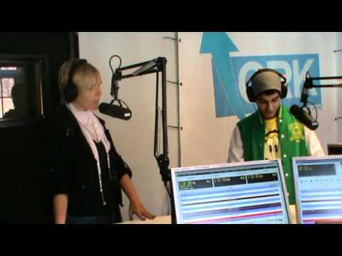 Jeronimo op bezoek bij Radio GRK - deel 2