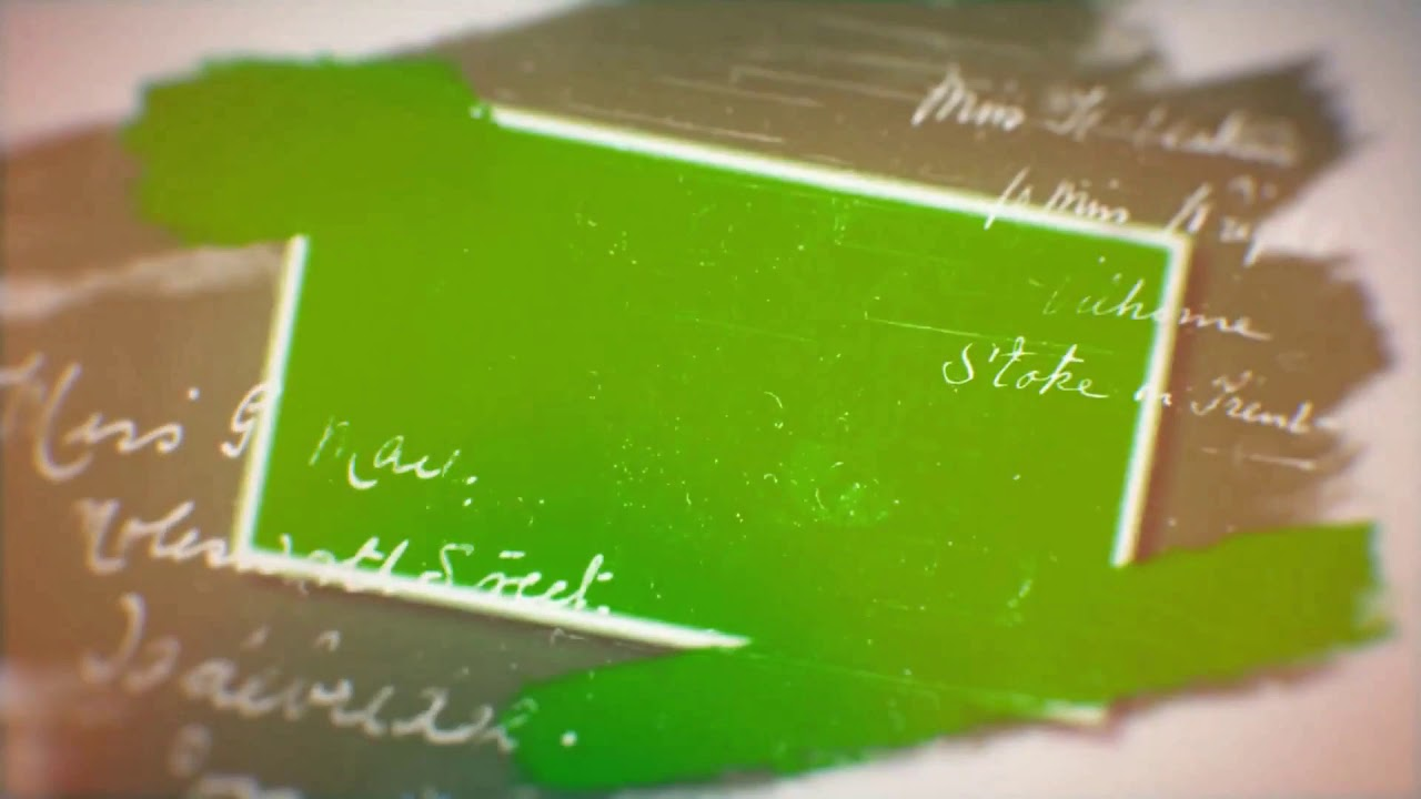 Ink Splat Green screen photo slideshow effects   Green Screen Motion   OMER J GRAPHICS