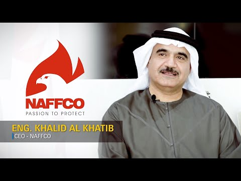 Interview with Eng. Khalid Al Khatib; CEO of NAFFCO