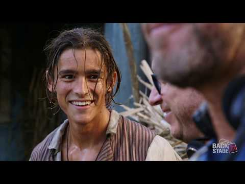 Brenton Thwaites Watched ALL 'Pirates of the Caribbean' Films To Prepare For Role