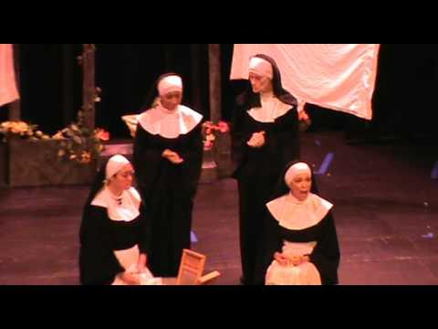 "ASHEBORO Theatre - THE SOUND OF MUSIC; ""Maria"""
