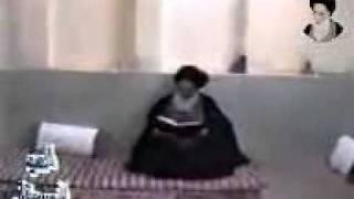 بيت المرجع  آية الله السيد علي السيستاني ومدى تواضعه