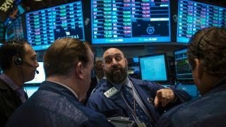 Great time for investors to put their money to work in stocks?