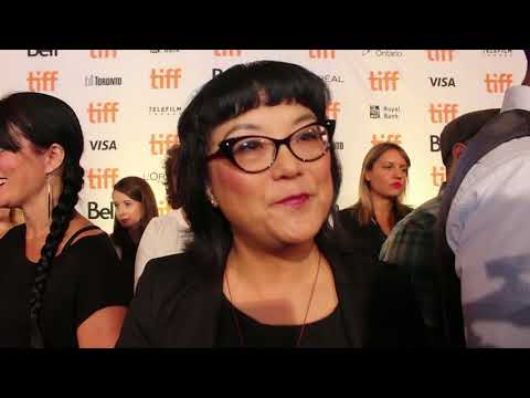 "Chat w director Mina Shum on TIFF film ""Meditation Park""."