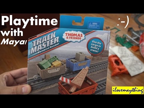 Thomas & Friends Trackmaster: RC Thomas the Tank Engine - Dockside Delivery