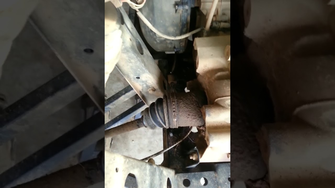 Polaris Ranger Rear Differential noise