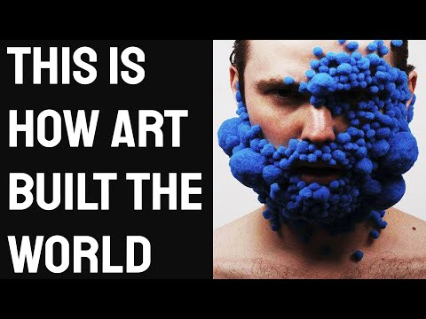 How a Painting Can Hack Your Brain and Change The World